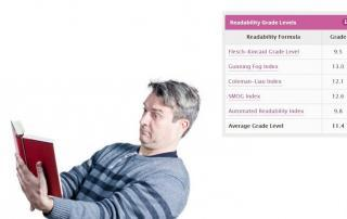 readability seo google